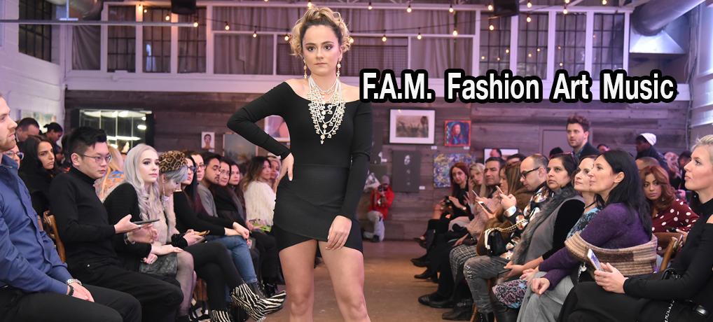 FAM Festival Fashion Arts Music