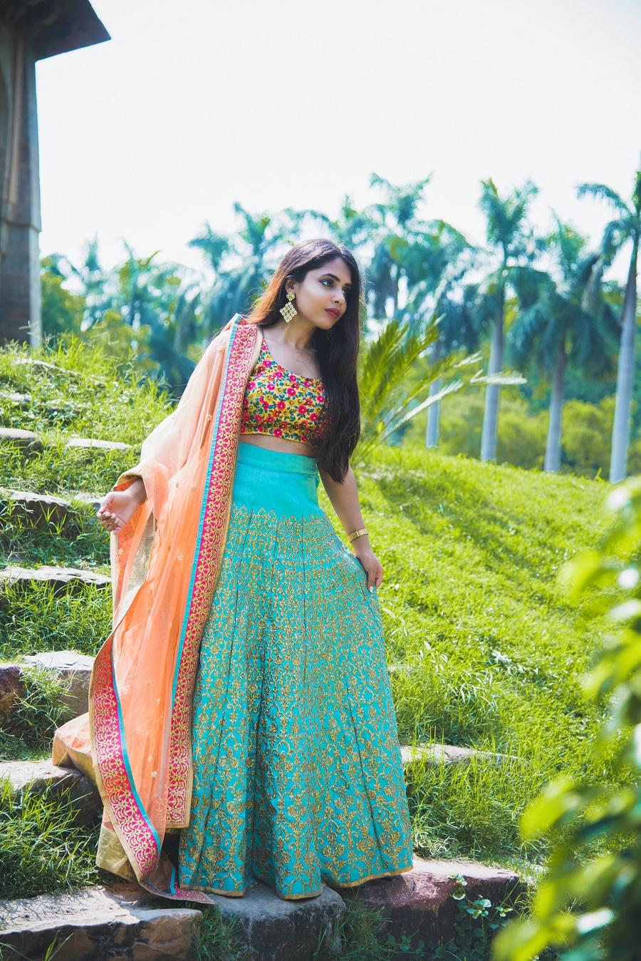 Indian Wedding Lookbook: Where To Buy Ethnic Women Clothes ...