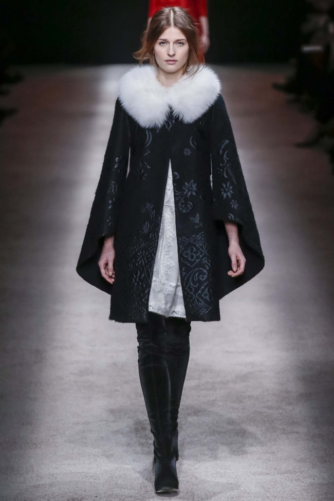 Alberta Ferretti ready-to-wear autumn/winter '15/'16