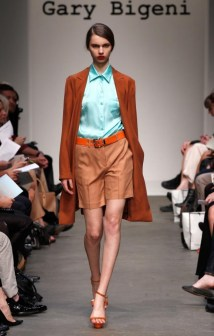Gary Bigeni Australian Fashion Shows S/S 2011/12