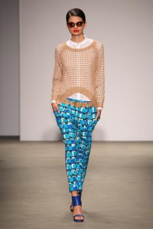 Gary Bigeni Australian Fashion Shows S/S2012/13