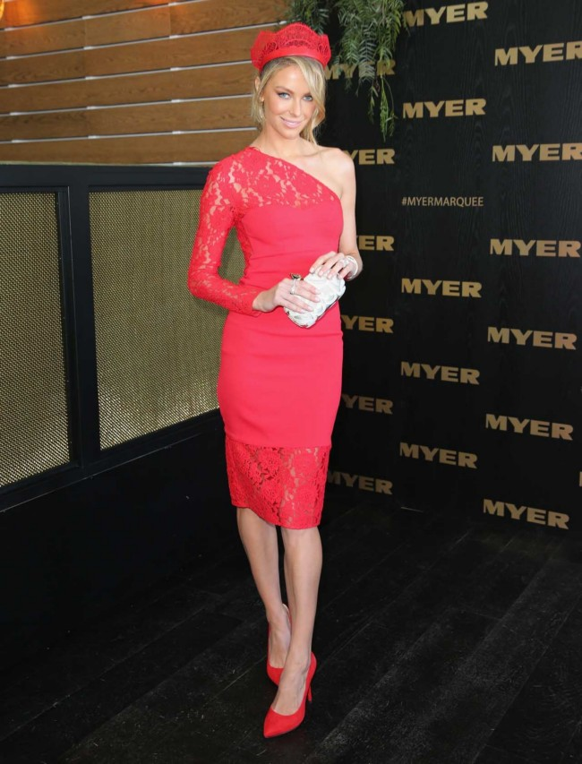 What they wore: Melbourne Cup 2013