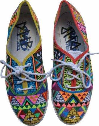 Ethnik shoes