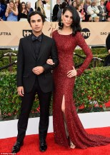 Kunal Nayyar and his wife Neha Kapur