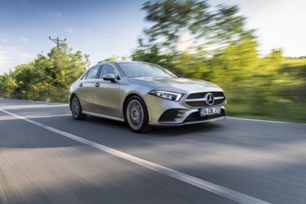 Yeni Mercedes-Benz A-Serisi Sedan