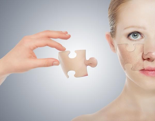 Маскируем недостатки кожи