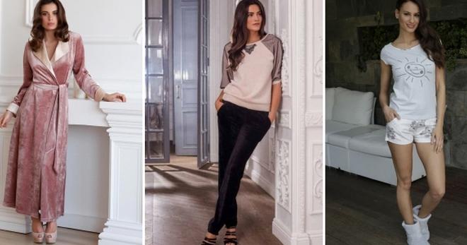 Пижама, пеньюар или платье? Что лучше носить дома