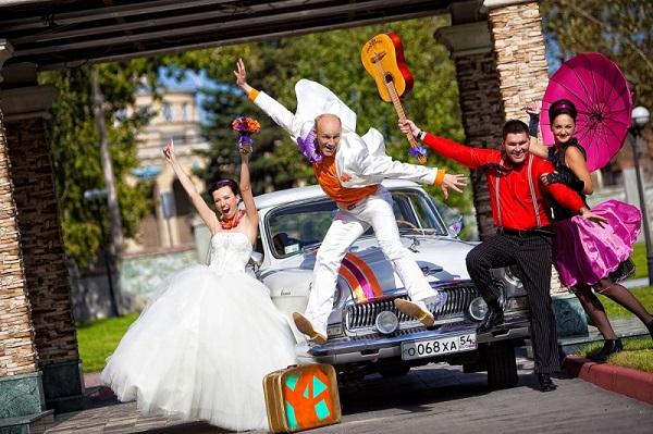 В теплой компании: преимущества небольших свадеб