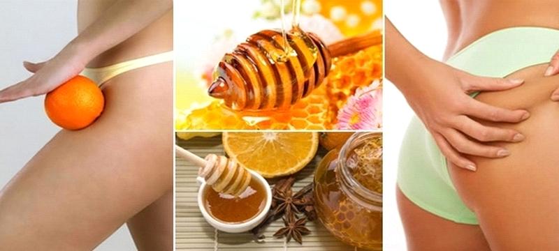 Антицеллюлитное медовое обертывание, эффективно ли?