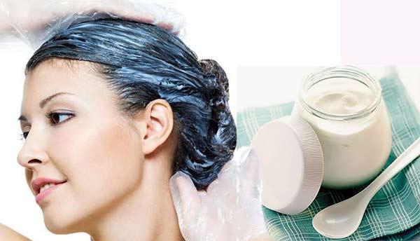 Кефир для волос — отличный продукт для ухода за локонами