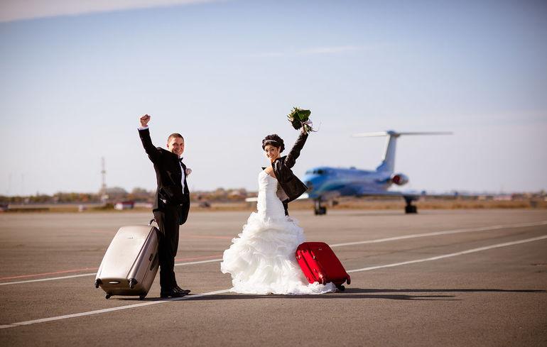 Три шага к идеальному свадебному путешествию