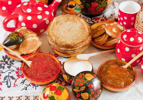 Традиции русского питания