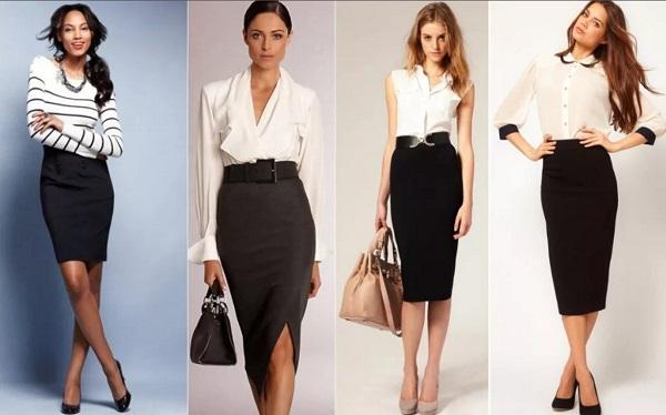 Правила дресс кода для женщин
