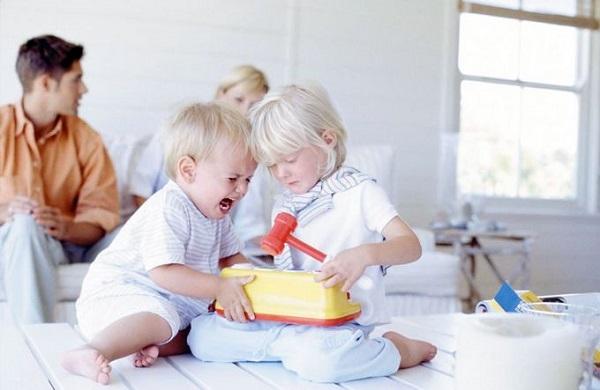 Конфликтная ситуация в детском саду