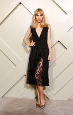 Suki Waterhouse wearing Burberry at the Burberry event celebrating London in Shanghai, 24 April 2014 f10