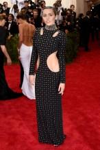 MET Gala 2015 Miley Cyrus Alexander Wang GI