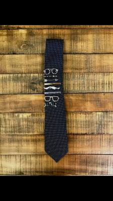 Tie with Tie Bars from The Real Dapper Fit