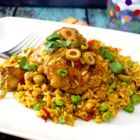 Make Ahead Monday: Chicken with Rice