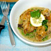 Make Ahead Monday: Lemon-Garlic Chicken