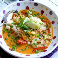 Make Ahead Monday: Red Curry Shrimp