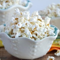 Cheesy Pepper Popcorn