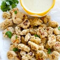 Crunchy Popcorn Chicken