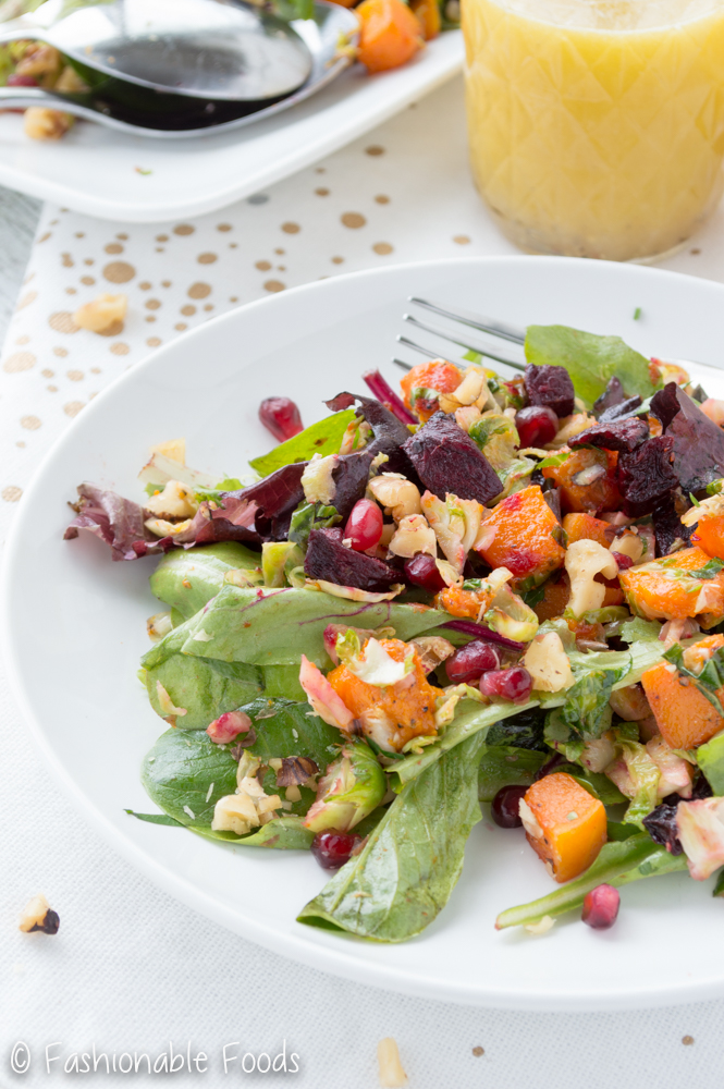 Holiday Vegetable Salad