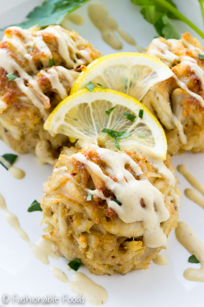 Perfect Crab Cakes