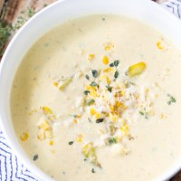 Summer Vegetable Chowder