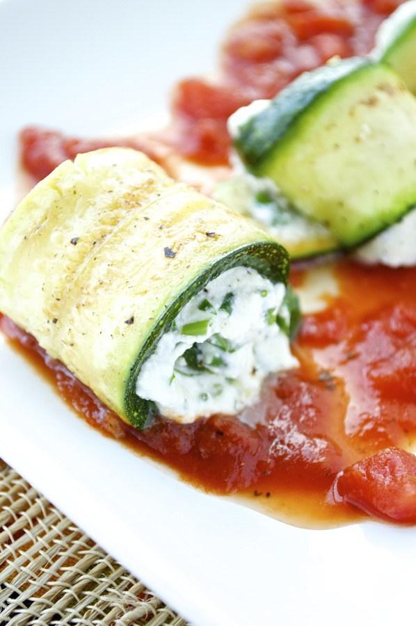 Zucchini-Roll