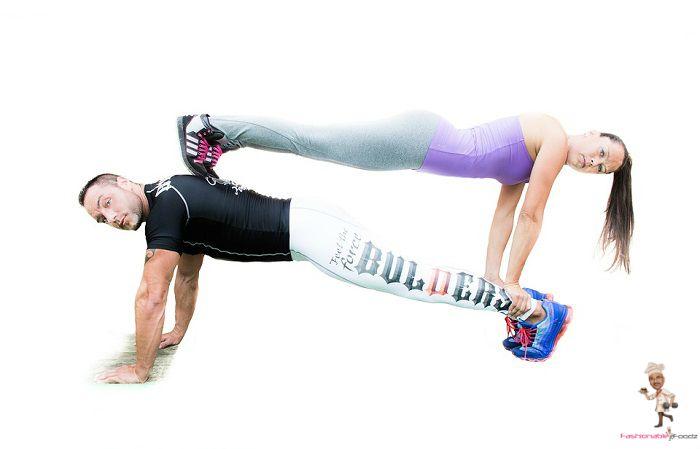 Plank Exercise Benefits