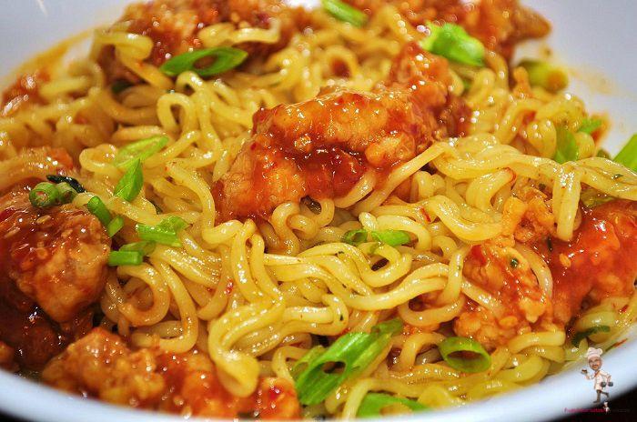 Spicy Maggi Recipes