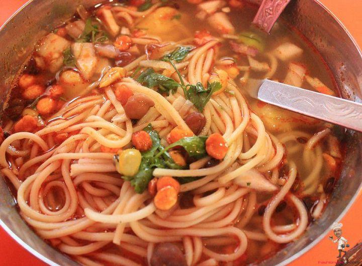 Vegetable Maggi Recipes