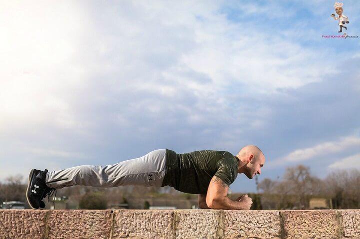 Fat Loss Workouts - Plank