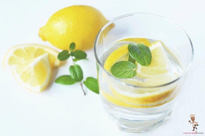 Fresh Lemon Water and Benefits