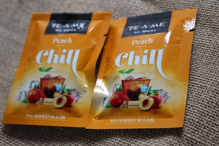 Sugar-free Iced Tea - the IN thing