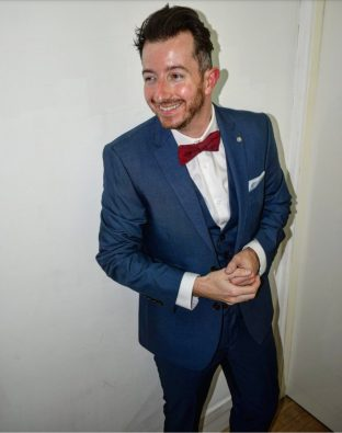 Dapper Dressing with Burton Menswear