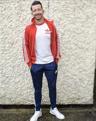 Adidas originals what to wear going to college
