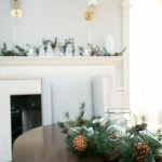 Decorate Your Dining Room For Christmas Fashionable Hostess