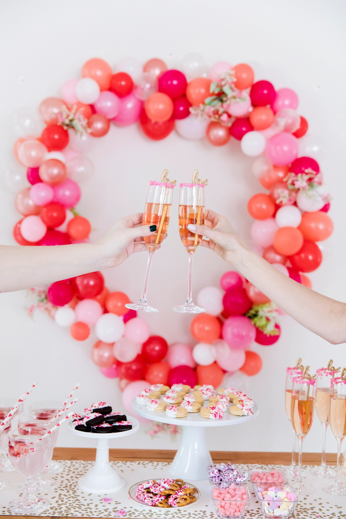 Six Ideas For Throwing The Best Valentine S Day Party