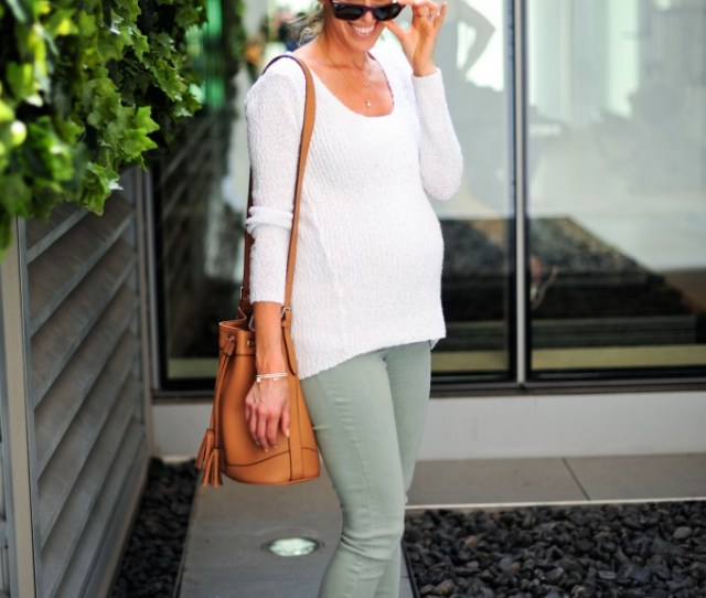 Sandals Spring Maternity Clothes
