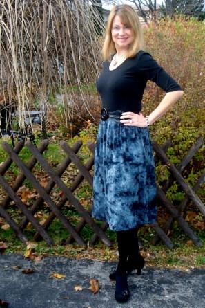 Skirt that Lara found for me