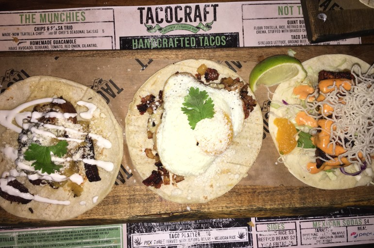 Tacocraft Tacos Are Cheaper Than Therapy And A Million Times More Therapeutic