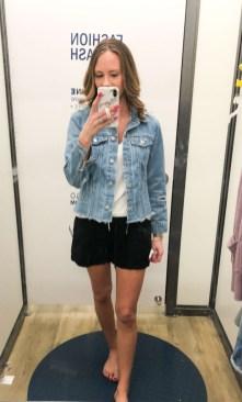 ON jacket-black shorts-front