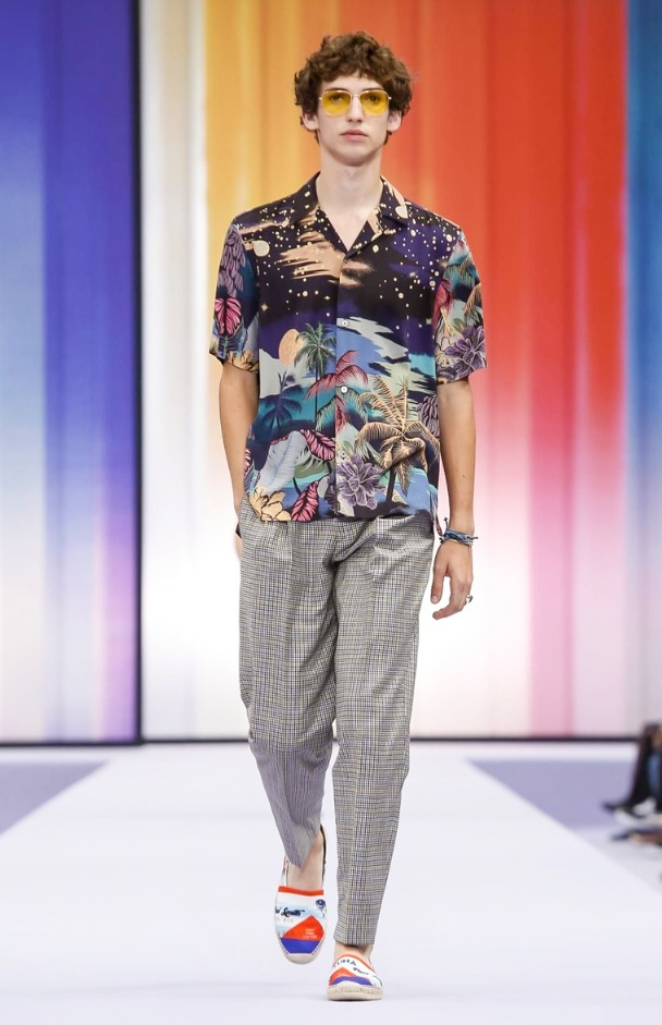 Paul Smith Spring/Summer 2018