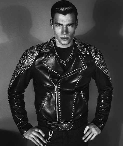 Versace Fall/Winter 2012-2013 Campaign