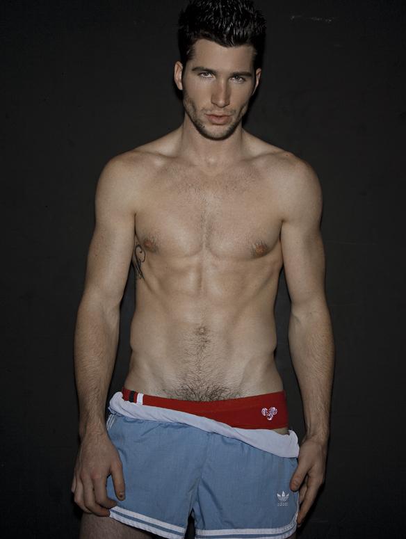 MORPHOSIS: Model : Philip Tamney