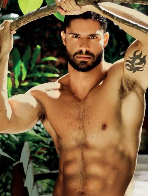Brésil Hunk Cristiano Faluba H Magazine - Fashionably Homme-4865