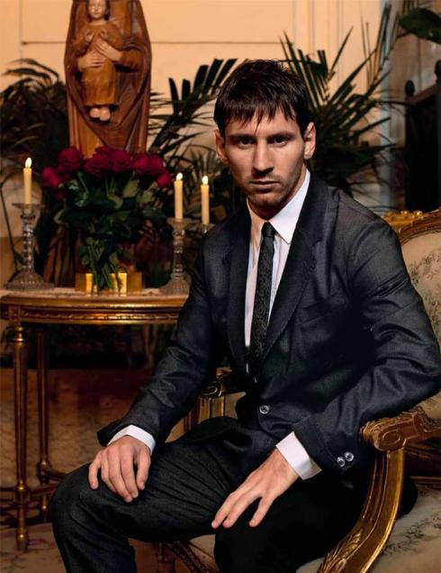 Messi shot by Domenico Dolce3