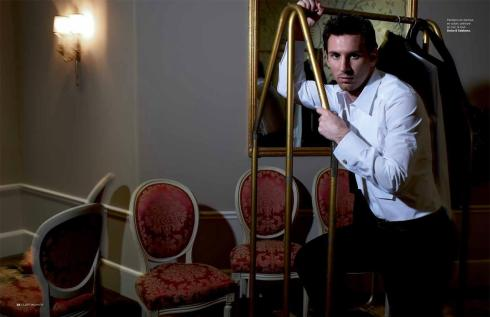 Messi shot by Domenico Dolce4